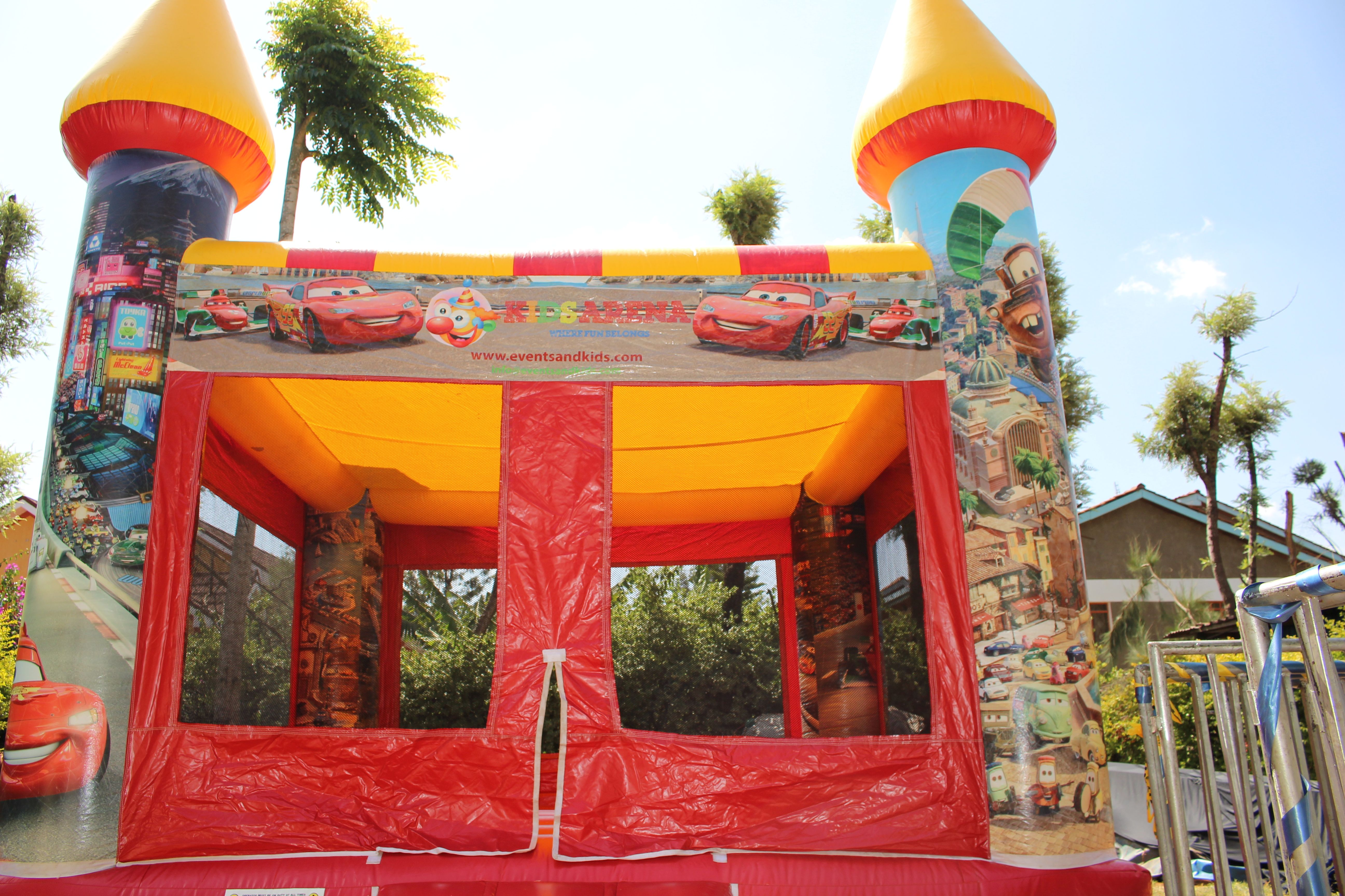 Kids Arena Events And Promotions Ltd
